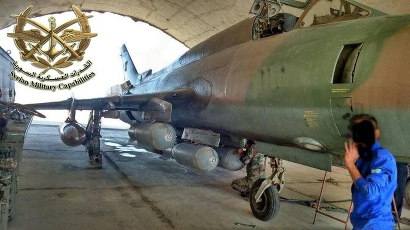 Toan canh vu Su-22 Syria bi phong khong Israel ban ha moi nhat-Hinh-9