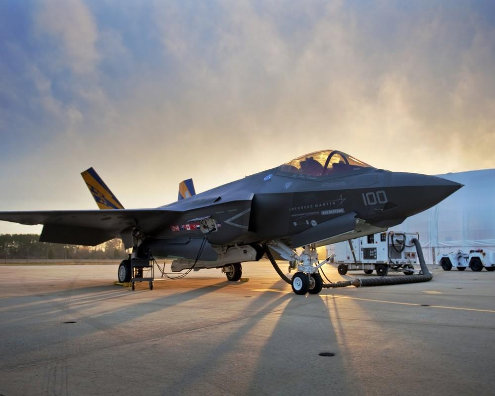 Tiem kich F-35A huy dien tap vi so set, vi sao Nga cuoi tham?-Hinh-3