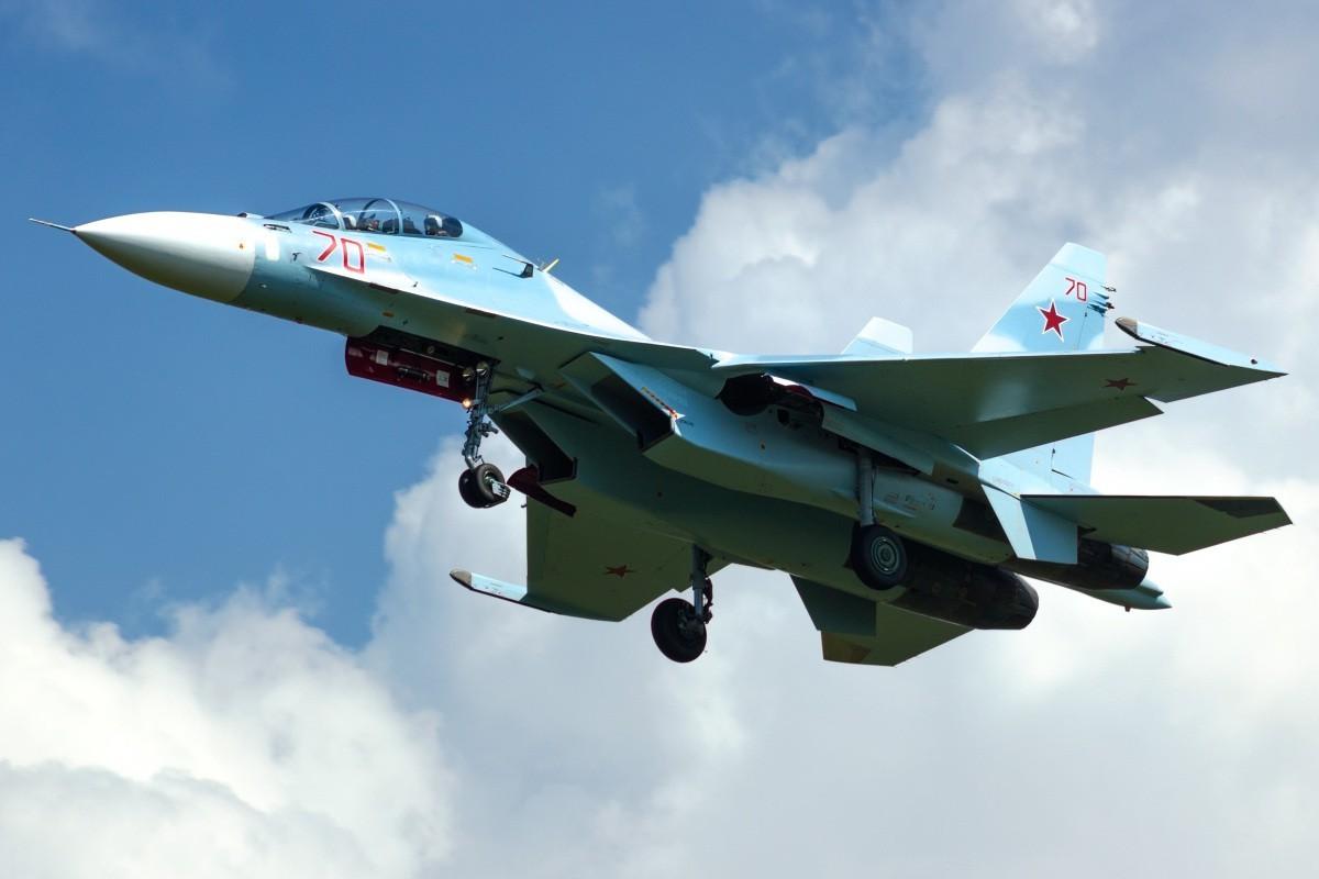 Da ro bien the Su-30 bi Su-35S ban nham trong tap tran o Nga-Hinh-11