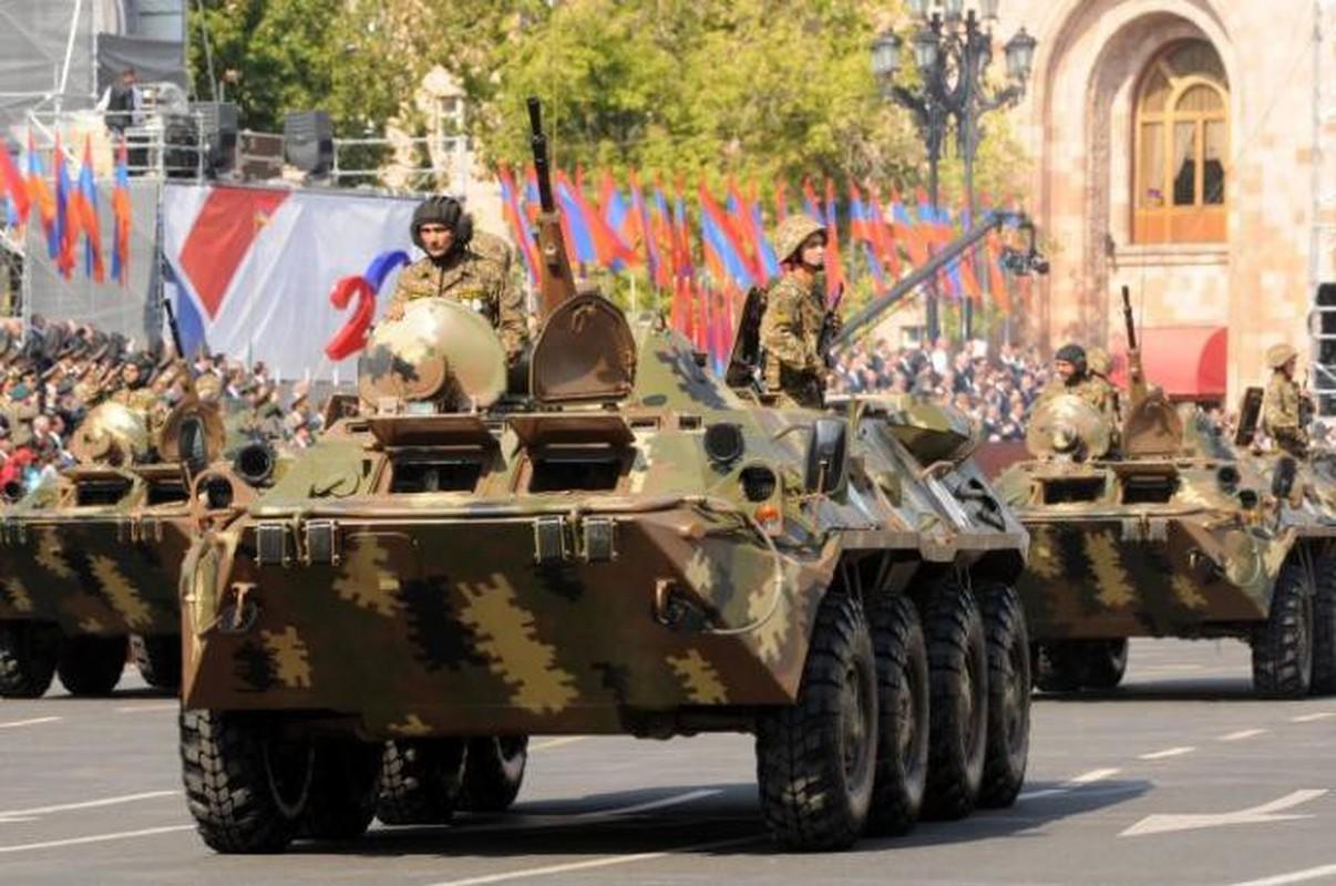 Vi sao Tho Nhi Ky tich cuc can du vao chien su Armenia - Azerbaijan?-Hinh-5