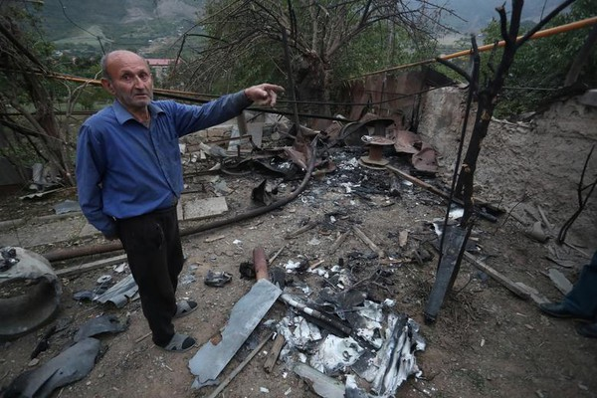 Toan canh 3 ngay dung do dam mau giua Armenia va Azerbaijan qua anh-Hinh-16