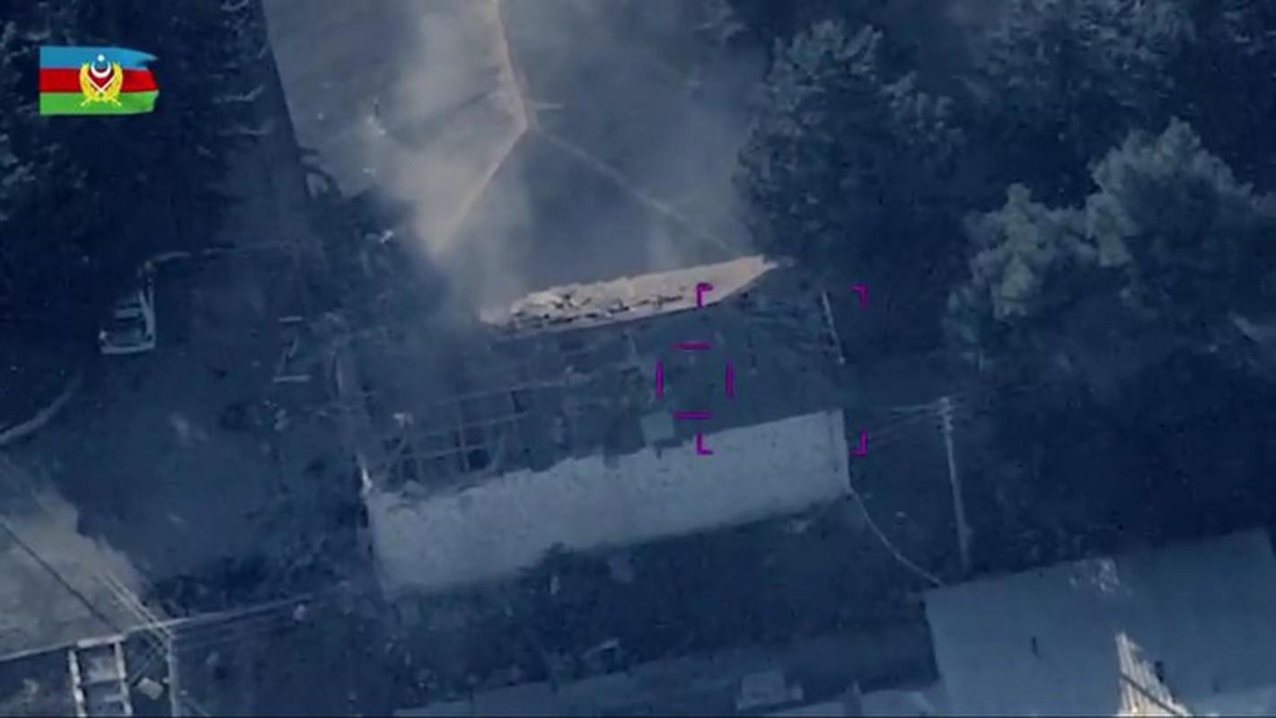 To hop phong khong Tor-M2KM Armenia lai bi UAV TB2 Azerbaijan tieu diet-Hinh-12