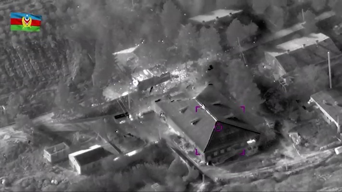 To hop phong khong Tor-M2KM Armenia lai bi UAV TB2 Azerbaijan tieu diet-Hinh-14