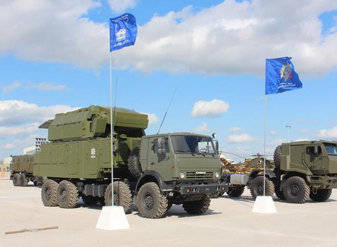 To hop phong khong Tor-M2KM Armenia lai bi UAV TB2 Azerbaijan tieu diet-Hinh-2