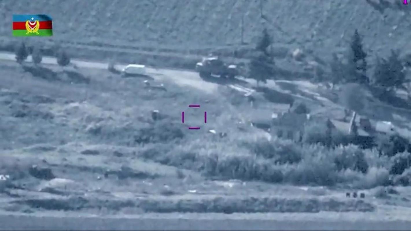 To hop phong khong Tor-M2KM Armenia lai bi UAV TB2 Azerbaijan tieu diet-Hinh-3