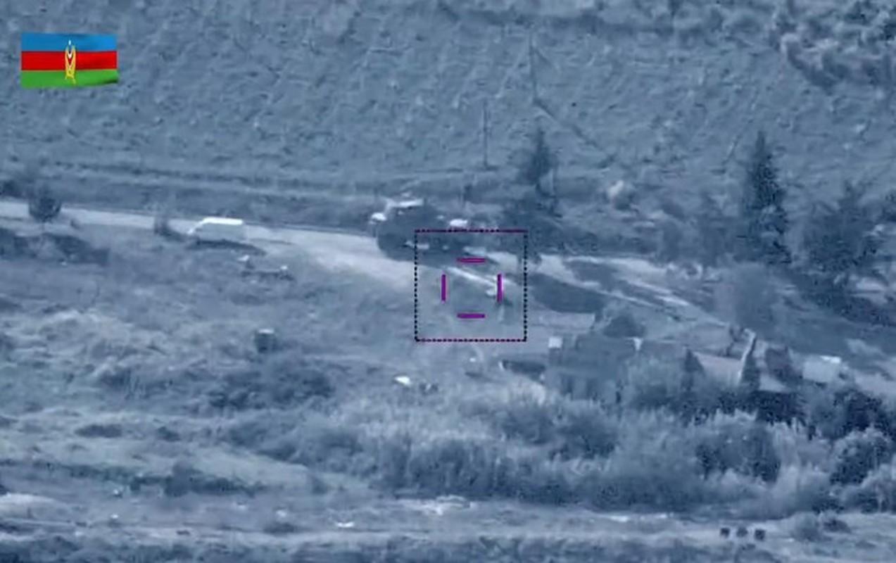 To hop phong khong Tor-M2KM Armenia lai bi UAV TB2 Azerbaijan tieu diet-Hinh-4