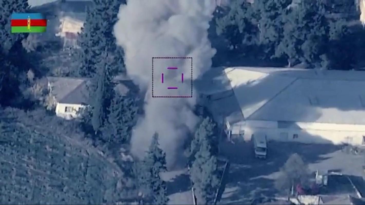 To hop phong khong Tor-M2KM Armenia lai bi UAV TB2 Azerbaijan tieu diet-Hinh-9