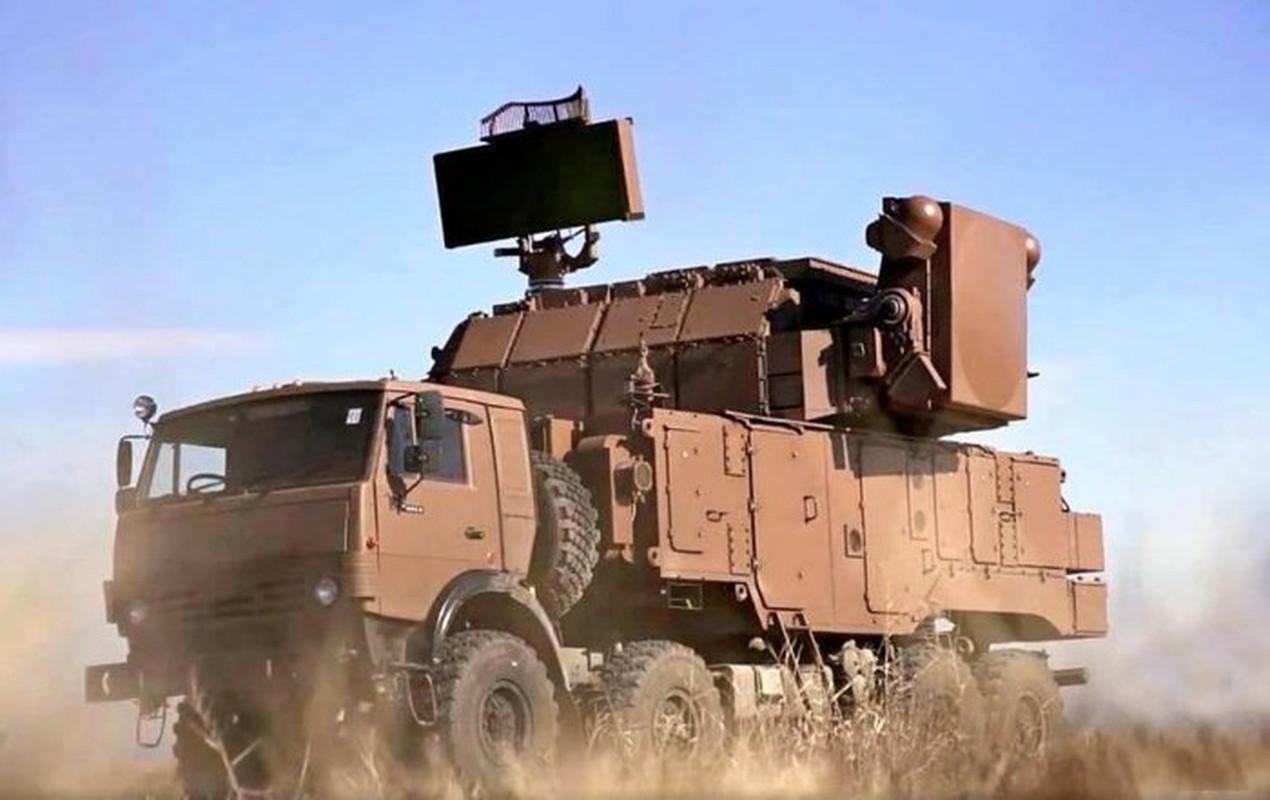 To hop phong khong Tor-M2KM Armenia lai bi UAV TB2 Azerbaijan tieu diet