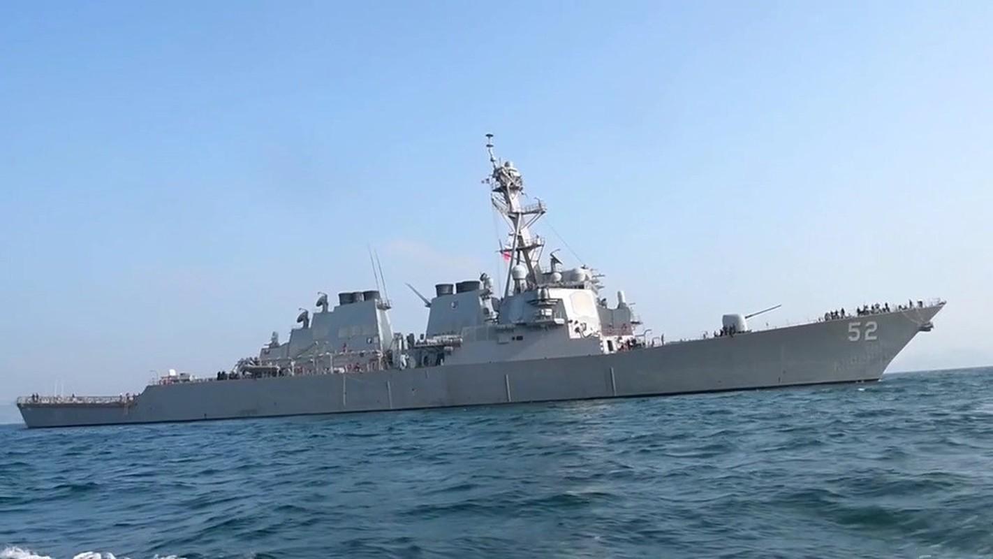 Khu truc ham USS Barry tro lai Bien Dong lam nhiem vu gi?-Hinh-2