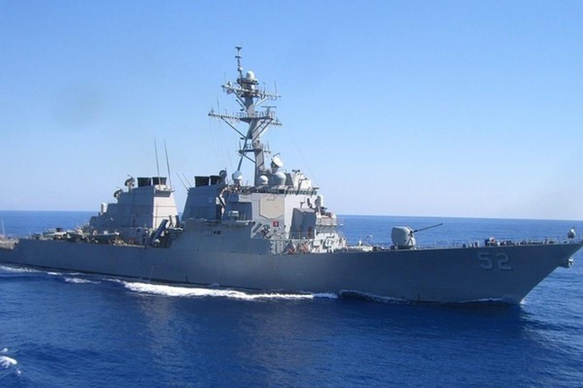 Khu truc ham USS Barry tro lai Bien Dong lam nhiem vu gi?-Hinh-6