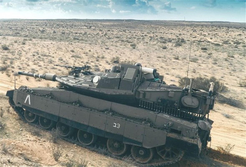 Ly do ngo ngan khien sieu tang Merkava Mk-4 cua Israel lat ngua-Hinh-15