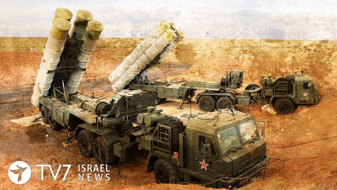 Su that: Nga cam Syria khai hoa S-300 khi chua duoc phep-Hinh-2