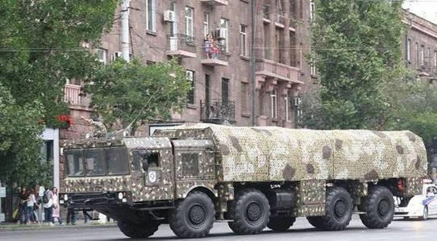 Tiet lo soc: Nga kiem soat khien Iskander-E Armenia khong the tham chien-Hinh-14
