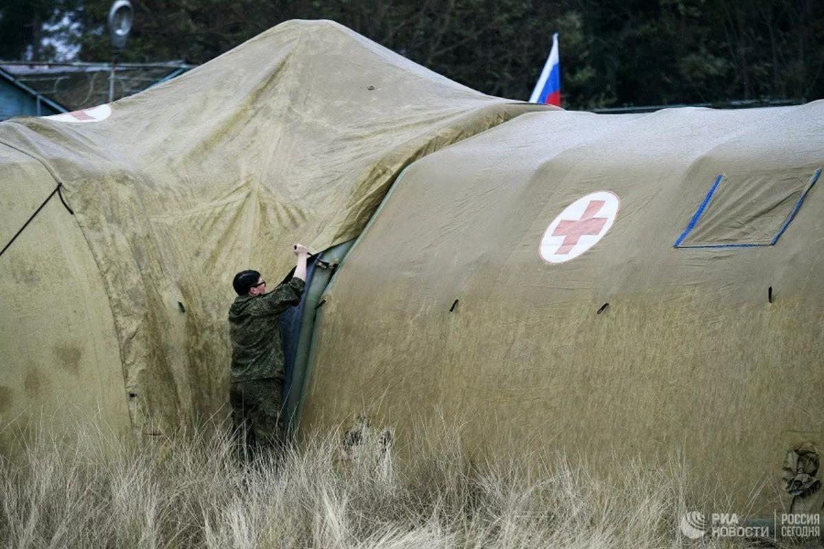 Co gi ben trong benh vien da chien cua Quan doi Nga o Nagorno-Karabakh?-Hinh-11