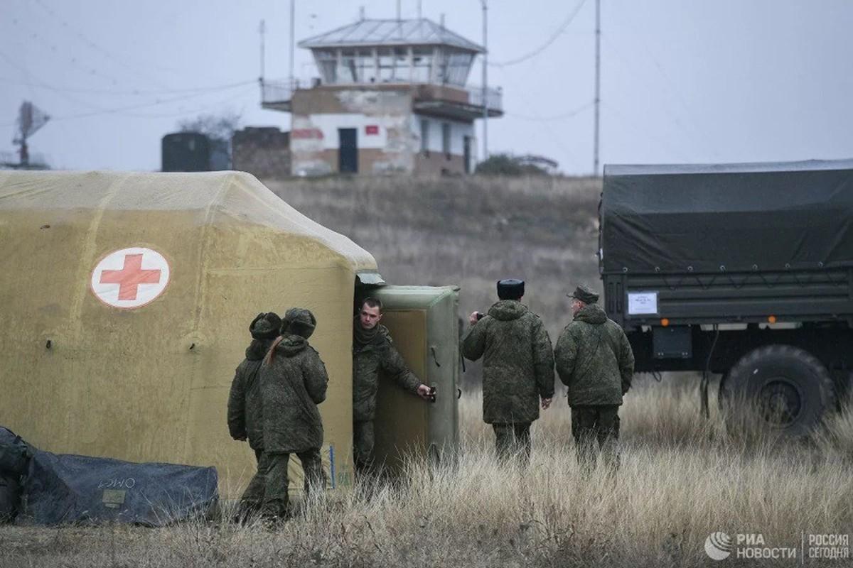 Co gi ben trong benh vien da chien cua Quan doi Nga o Nagorno-Karabakh?-Hinh-13