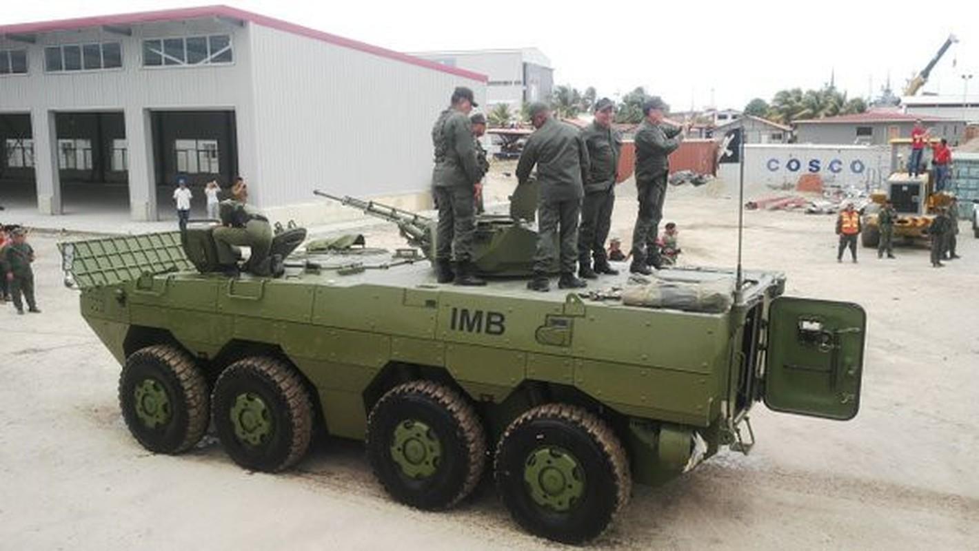 Thiet giap cho quan VN-1 cua Trung Quoc bi che bai ve chat luong-Hinh-13