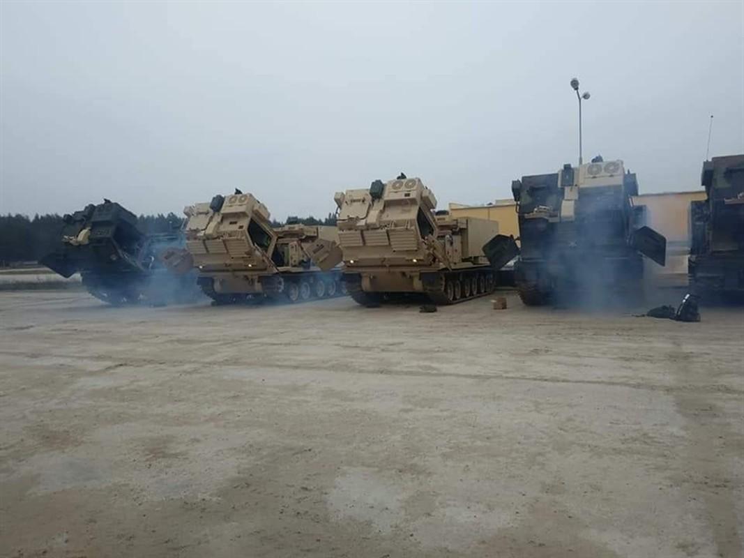 My trien khai phao phan luc M270 den Ba Lan, Nga nen dan biet so?