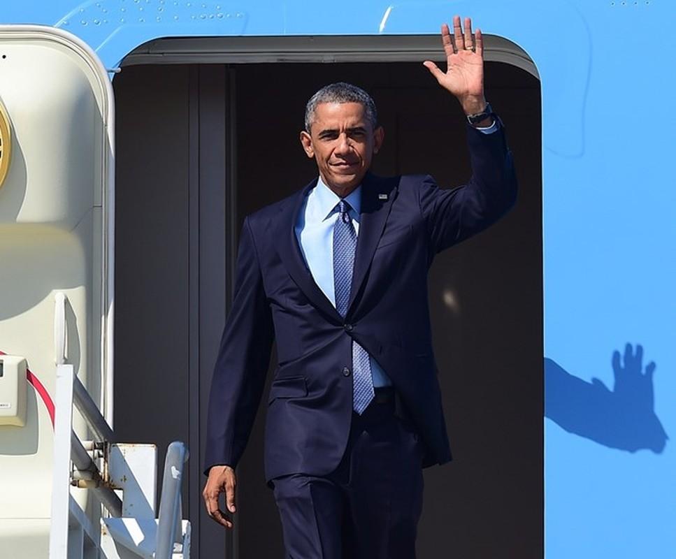 Bi mat thoi trang cua Tong thong My Barack Obama