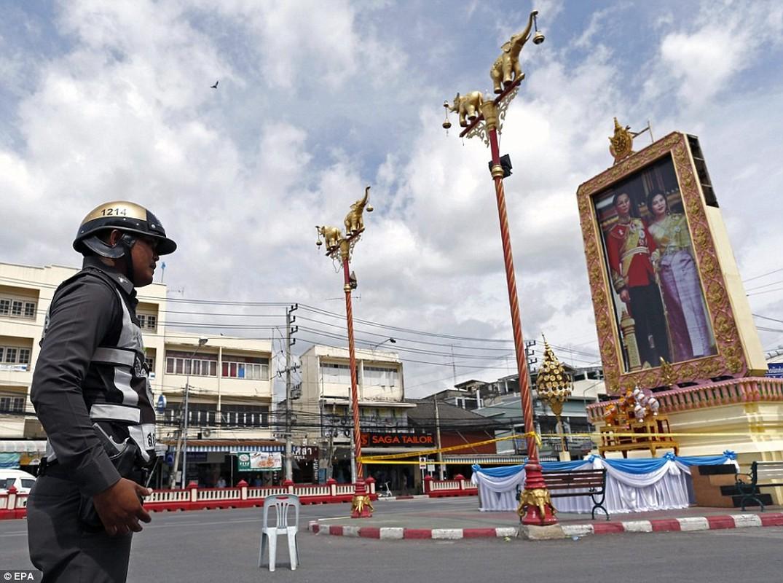 Anh moi nhat ve loat vu danh bom dam mau o Thai Lan-Hinh-14