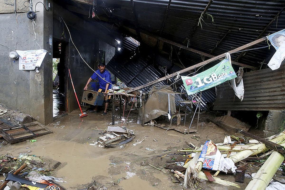 Canh dan chung Philippines khon kho trong mua mua-Hinh-2