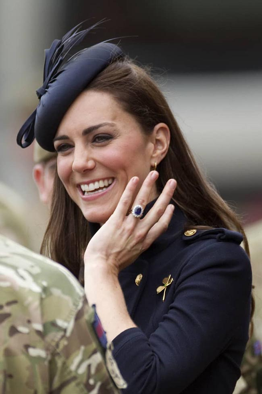 10 dieu chua biet ve Cong nuong Kate Middleton
