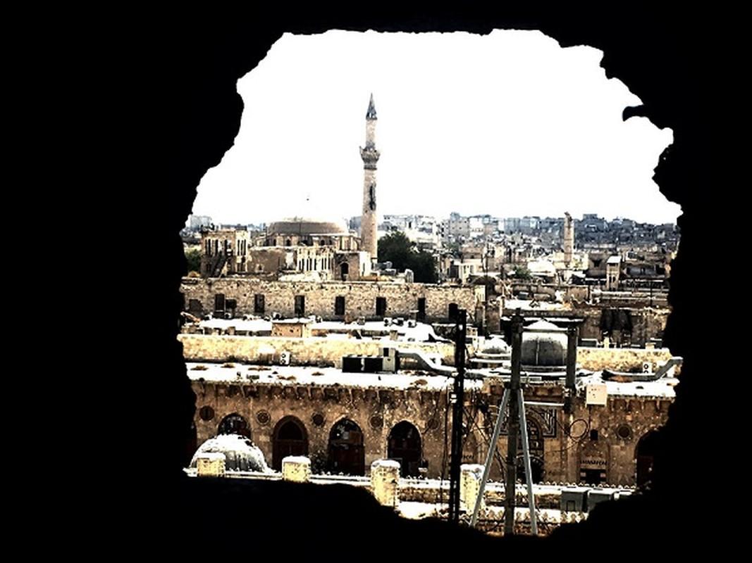 Ve dep thanh co Aleppo– vien ngoc quy cua Syria-Hinh-2