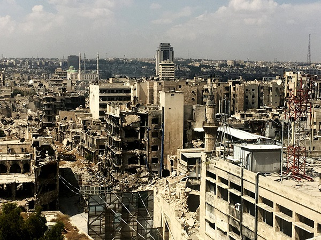 Ve dep thanh co Aleppo– vien ngoc quy cua Syria-Hinh-4