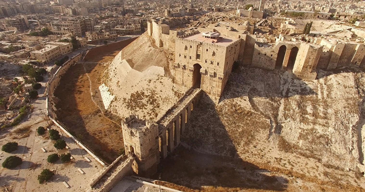 Ve dep thanh co Aleppo– vien ngoc quy cua Syria-Hinh-6