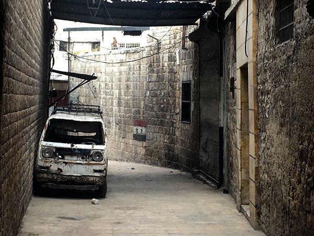 Ve dep thanh co Aleppo– vien ngoc quy cua Syria-Hinh-7