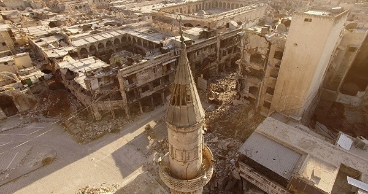 Ve dep thanh co Aleppo– vien ngoc quy cua Syria-Hinh-8