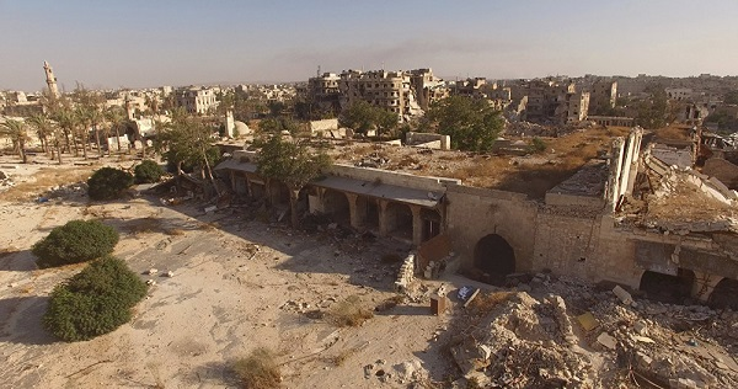 Ve dep thanh co Aleppo– vien ngoc quy cua Syria-Hinh-9