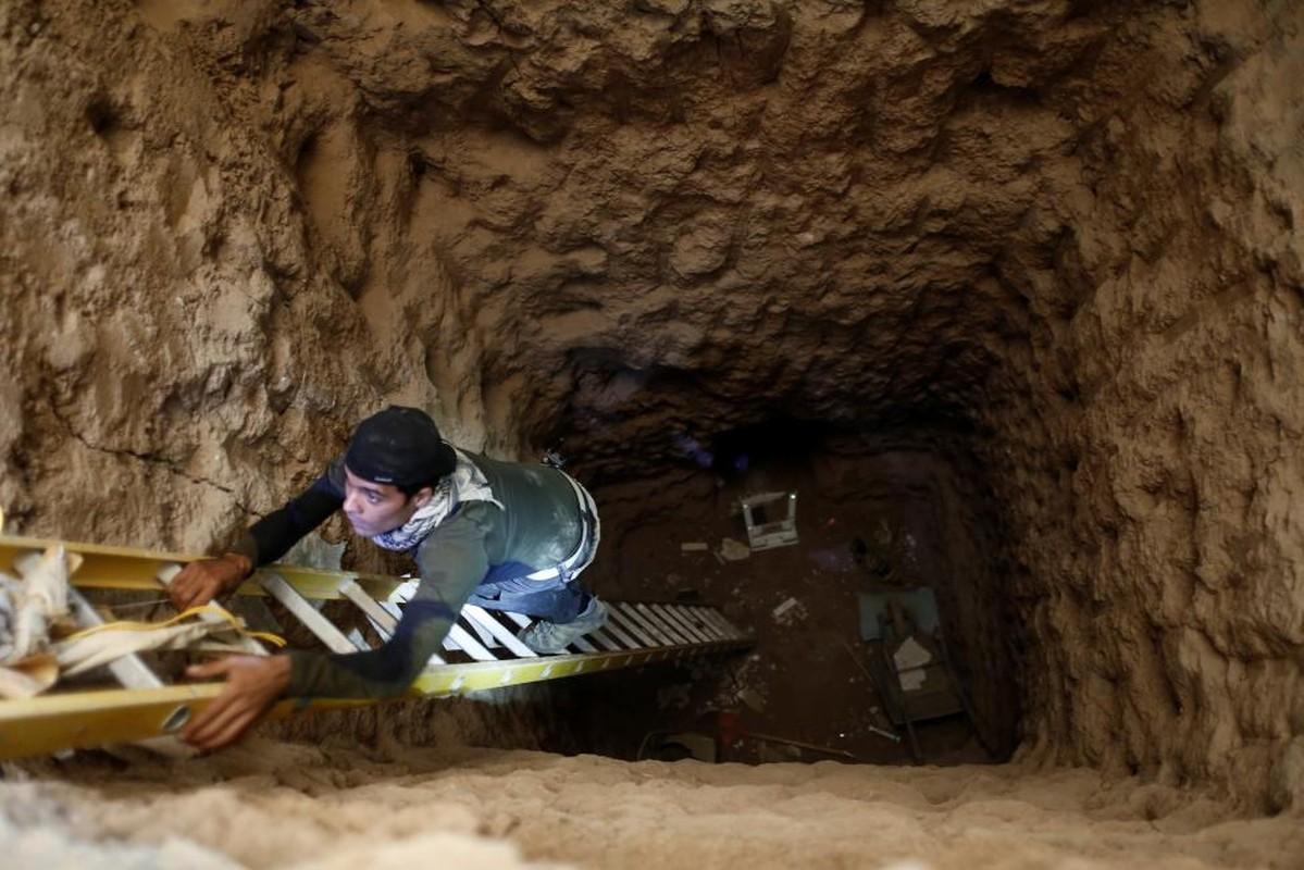 Dot nhap duong ham tau thoat cua phien quan IS o Mosul-Hinh-5