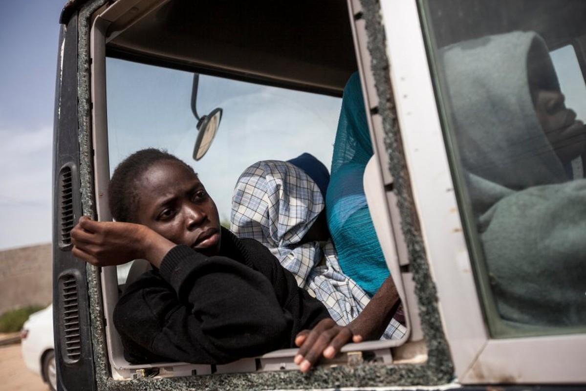 Ben trong trai giam khet tieng cua phien quan o Libya-Hinh-5