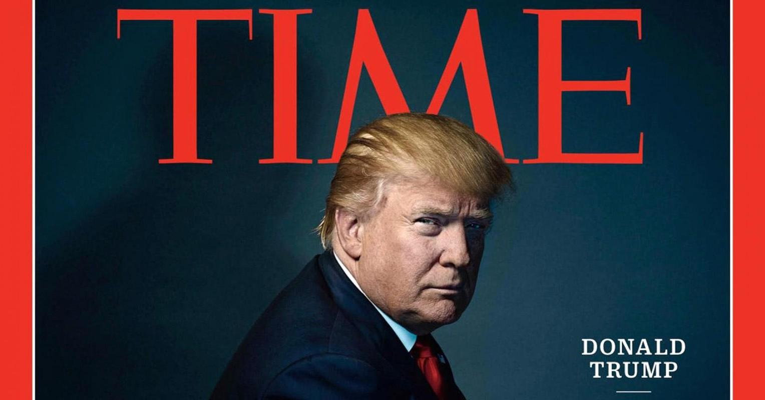 Nhung dau moc quan trong cua Tong thong My dac cu Donald Trump