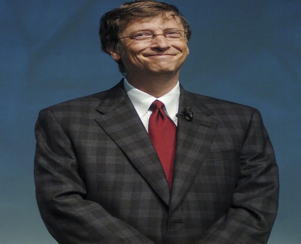 12 dieu it biet ve nha tu thien- ty phu Bill Gates-Hinh-10