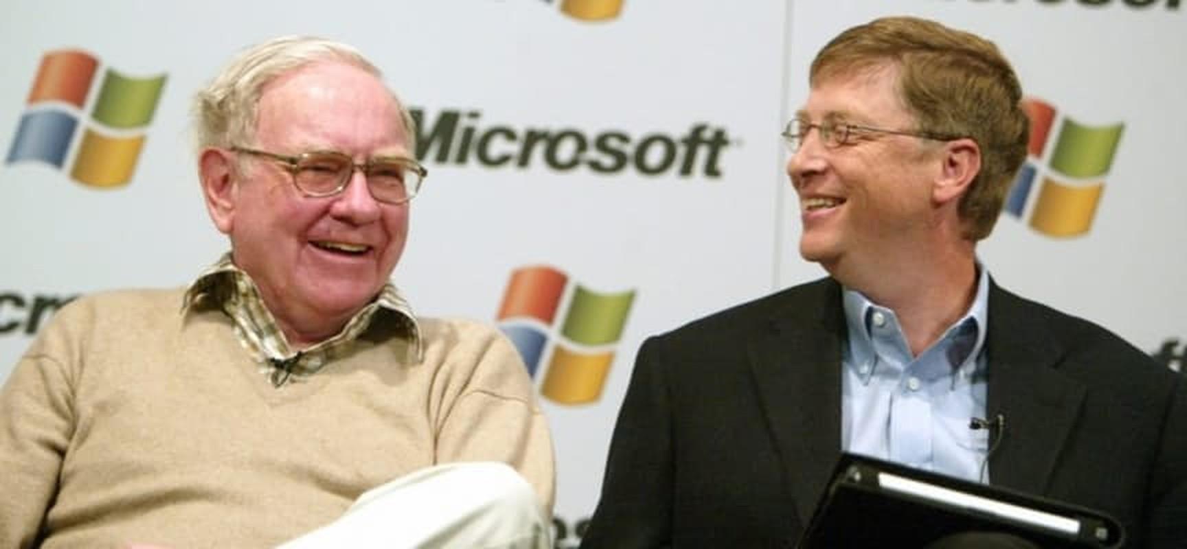 12 dieu it biet ve nha tu thien- ty phu Bill Gates-Hinh-4