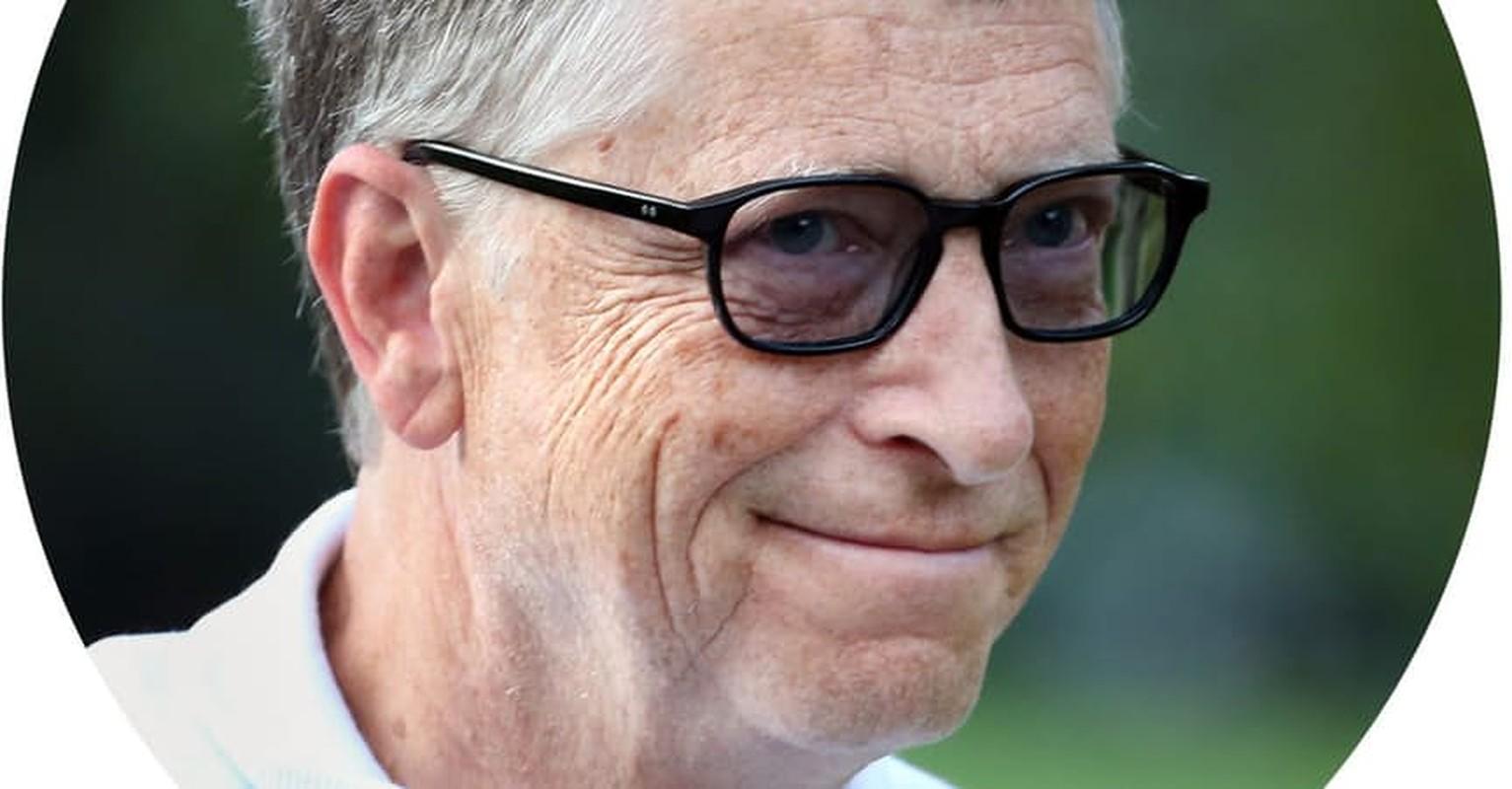 12 dieu it biet ve nha tu thien- ty phu Bill Gates