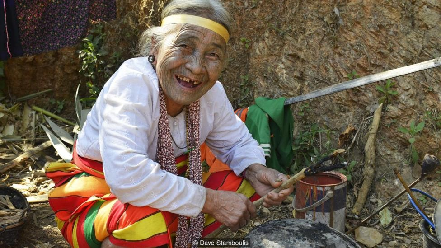 "Huyen thoai nhung nguoi dan ba ""mat ho"" o Myanmar-Hinh-12"