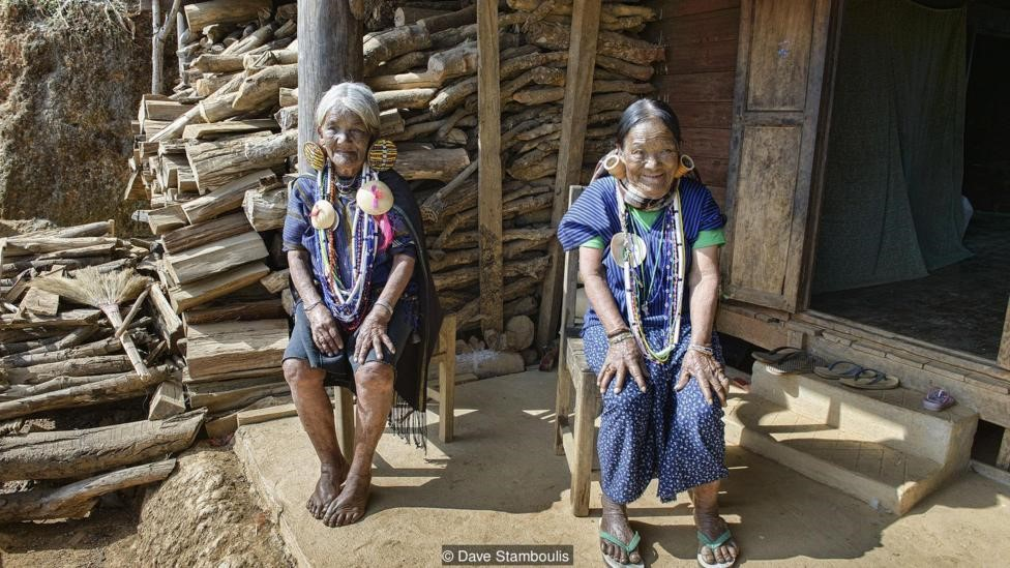 "Huyen thoai nhung nguoi dan ba ""mat ho"" o Myanmar-Hinh-7"