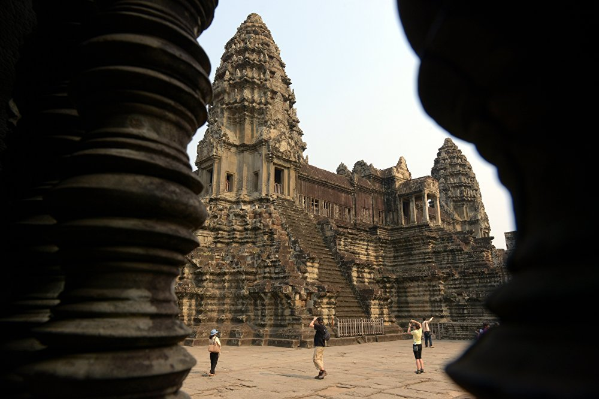Kham pha ve dep quan the Angkor noi tieng o Campuchia-Hinh-4