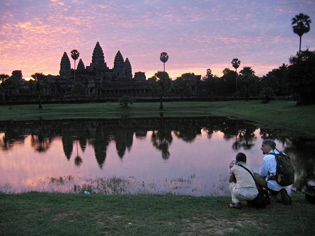 Kham pha ve dep quan the Angkor noi tieng o Campuchia-Hinh-6