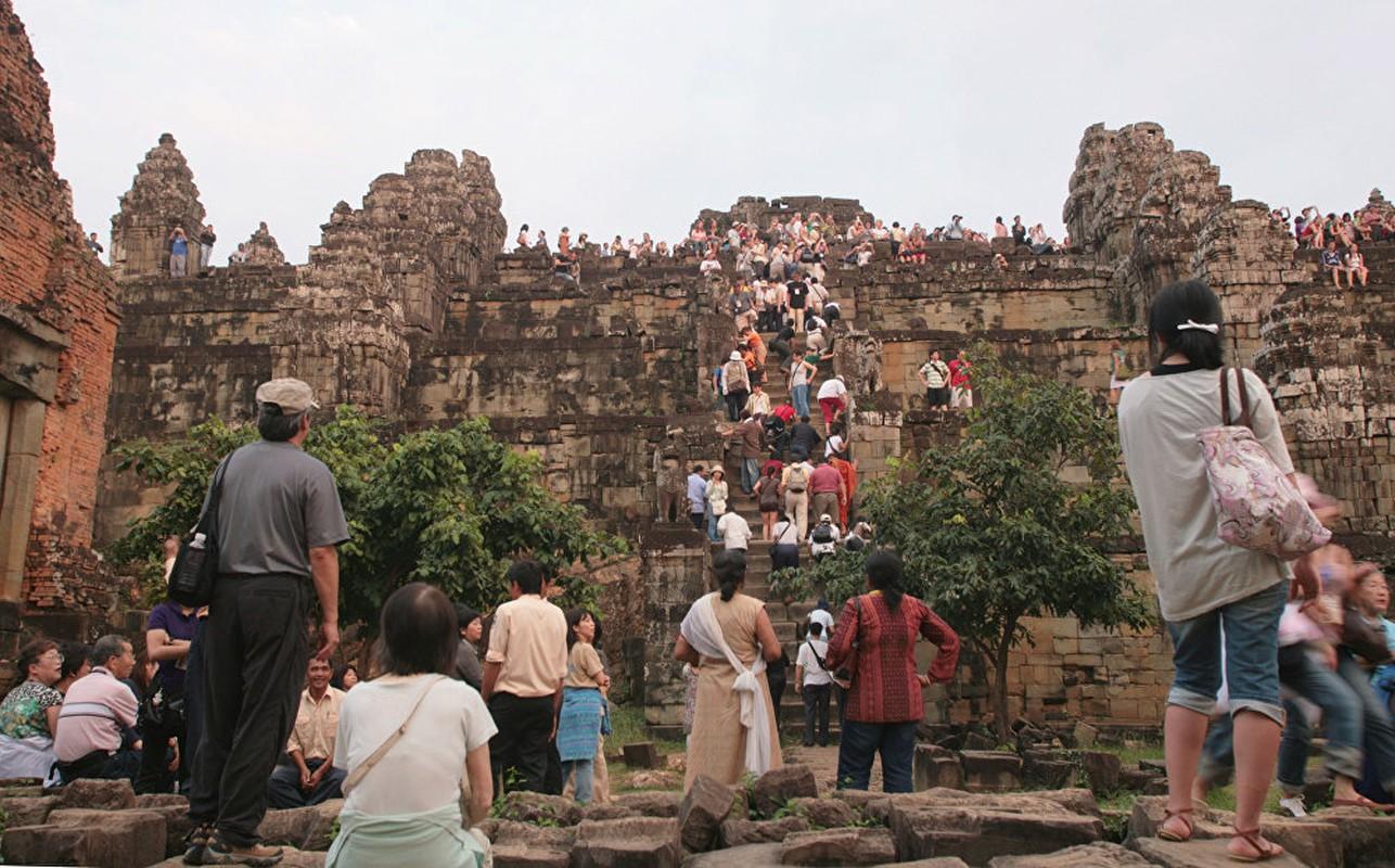 Kham pha ve dep quan the Angkor noi tieng o Campuchia-Hinh-7