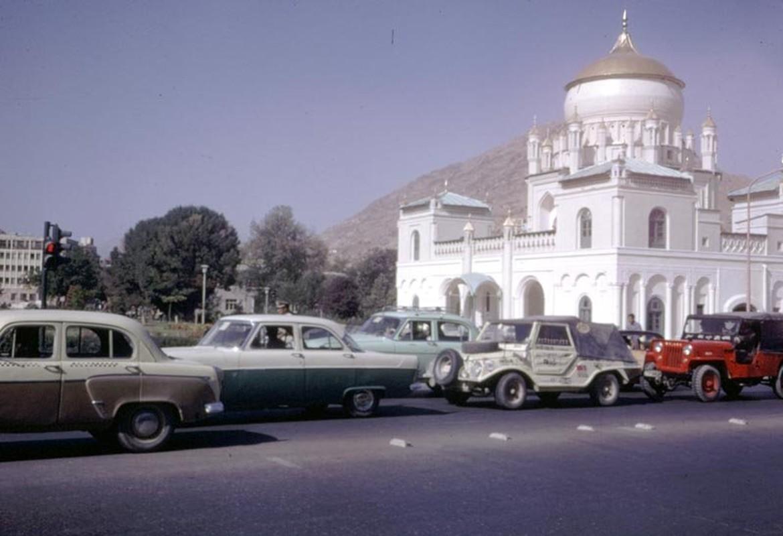 Chum anh cuoc song yen binh o Afghanistan nhung nam 1960-Hinh-7