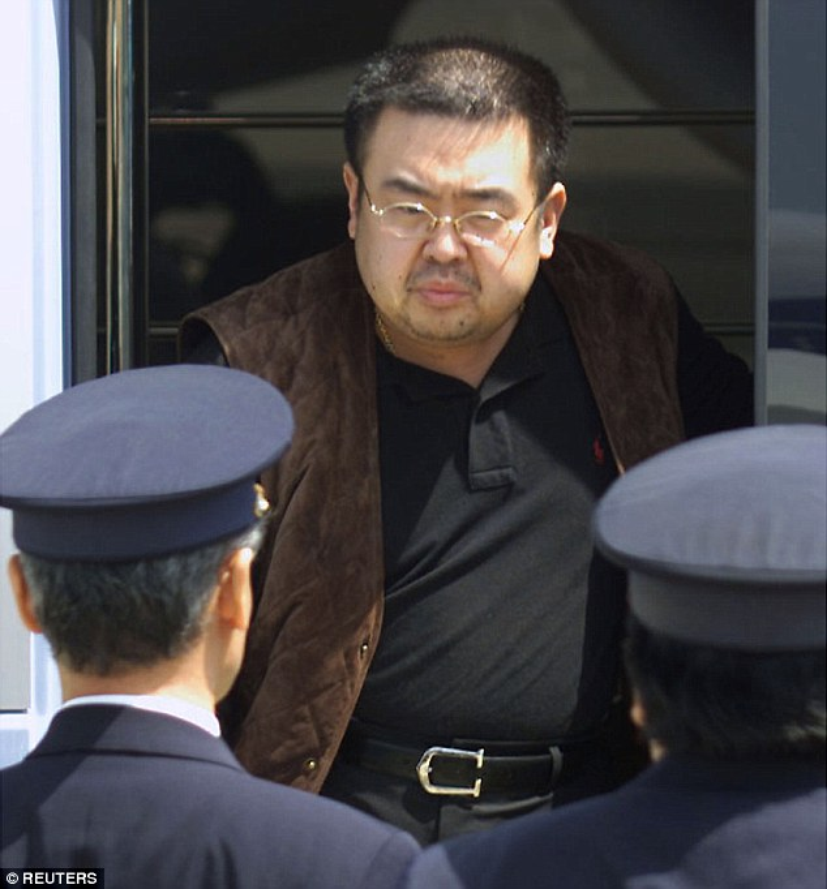 Chan dung anh trai nha lanh dao Kim Jong-un vua bi am sat-Hinh-2