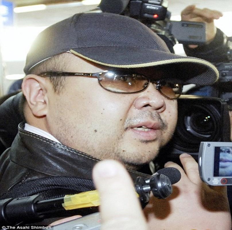 Chan dung anh trai nha lanh dao Kim Jong-un vua bi am sat-Hinh-3
