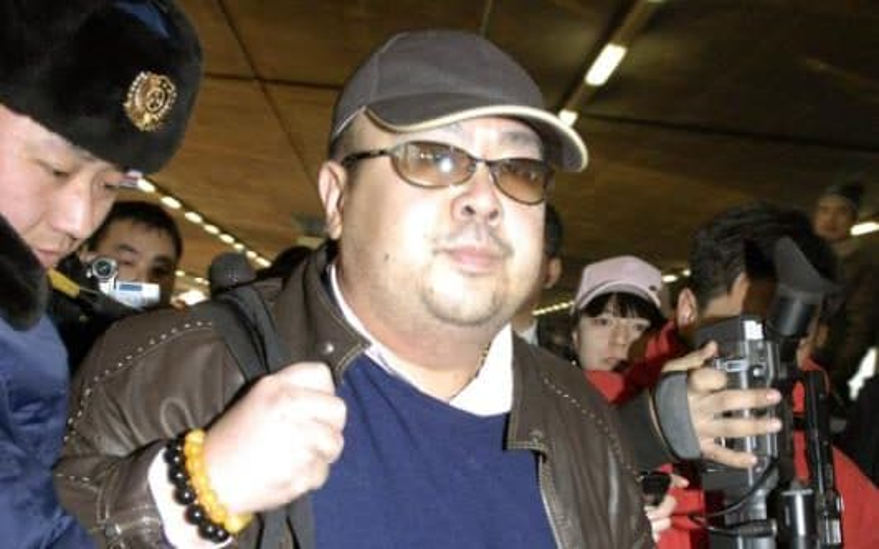 Chan dung anh trai nha lanh dao Kim Jong-un vua bi am sat-Hinh-7