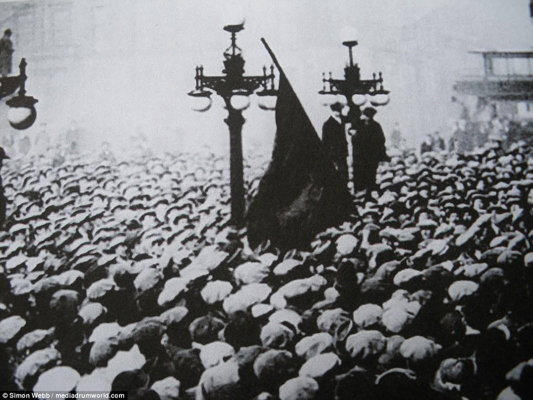 Chum anh tinh hinh bat on o Anh nam 1919-Hinh-8
