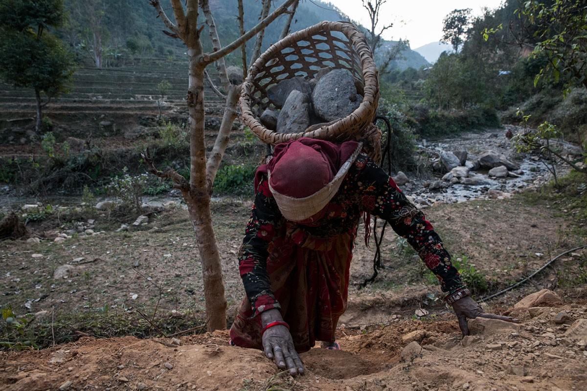 Cuoc song nguoi dan Nepal hai nam sau tham hoa dong dat-Hinh-3