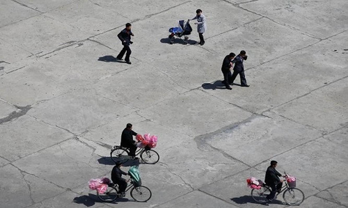 Cuoc song yen binh o Trieu Tien qua anh Reuters-Hinh-10