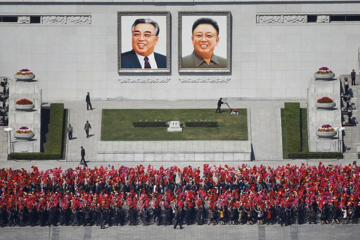 Cuoc song yen binh o Trieu Tien qua anh Reuters-Hinh-12